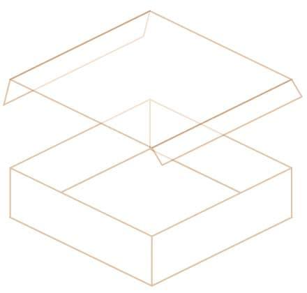 罫線蓋(2方)